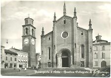 FIORENZUOLA D'ARDA - BASILICA COLLEGIATA DI S.FIORENZO (PIACENZA) 1964