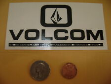Volcom Stone Stickers Volcom Sticker Black Block Logo Volcom Sticker