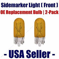 Sidemarker (Front) Light Bulb 2pk - Fits Listed Mercedes-Benz Vehicles - 2827