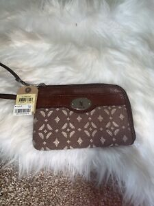 FOSSIL SL3885247 Maddox Small Leather Phone Wristlet