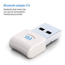 Mini USB Wireless Bluetooth V5.0 Audio Receiver Transmitter for  TV/PC Speaker