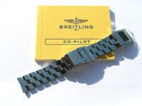 BREITLING CO PILOT 143A UTC MODUL A80174 BREITLING AIRWOLF A78363 SKYRACER UTC77