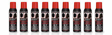 9 Bottles Of Jerome Russell Dark Brown Spray on Hair Color Thickener 3.5 oz