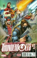 Thunderbolts #1 (2016) Marvel Comics