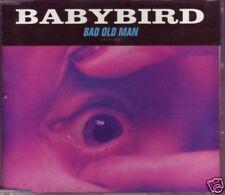 MAXI CD SINGLE BABYBIRD 3T BAD OLD MAN !!!!!!!!!!