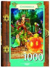 CLASSIC BOOK BOX JIGSAW PUZZLE CINDERELLA AIMEE STEWART 1000 PCS