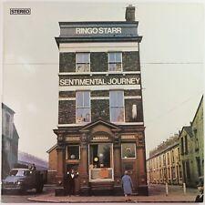 Sentimental Journey by Ringo Starr, Apple Records 1970 LP Vinyl Record