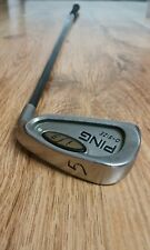 Ping i3 O-Size Silver Dot 5 iron Graphite S