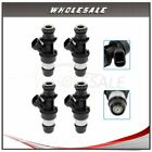 Set of 4 Fuel Injectors For GMC Sonoma Chevy S10 2.2L 2001 2002 2003 832-11171