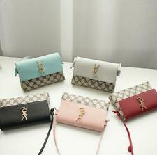 HOT Women's PVC Shoulder Bags Stylish Removable Strap Crossbody Square Bags