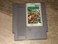 Guerrilla War Nintendo Nes Cleaned & Tested Authentic