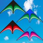 Large Delta Kite For Kids And Adults Easy To Fly Kite Outdoor Hobby Toys New 1pc