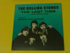 THE ROLLING STONES CD 2T THE LAST TIME (2004 ABKCO RECORDS EDITION)