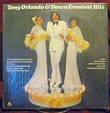 Tony Orlando & Dawn Greatest Hits Arista Records  1973 to 1975
