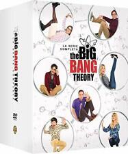 37 DVD Boîte The Big Bang Theory - La Série Complet - Saisons 1-12 Nouveau
