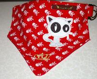0389_Angeldog_Hundekleidung_Hundehalstuch_Hundehalsband mit Tuch_bandana hund_XL
