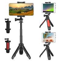Adjustable Tripod Desktop Stand Holder Mount Stabilizer Portable For Cell Phone