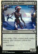 Extremely Slow Zombie FOIL - Version 3 | NM/M | Unstable | Magic MTG