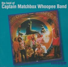 [BRAND NEW] CD: THE BEST OF CAPTAIN MATCHBOX WHOOPEE BAND