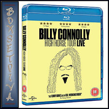 BILLY CONNOLLY - HIGH HORSE TOUR  **BRAND NEW BLURAY**