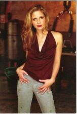 Buffy the Vampire Slayer 4 x 6 Color Photo Postcard Buffy #15 New Unused