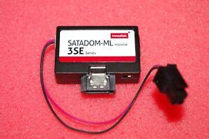 Dell Innodisk SATADOM-ML 3SE Series 64GB w/4-Pin Connector 0T4M4