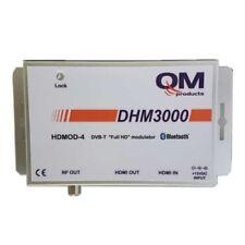 Qm modulatore trasmettitore digitale terrestre di segnale audio video hd dvb-t