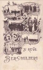 6955) ROMA, 3 REGGIMENTO BERSAGLIERI.