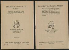 Alex Hamilton Institute Modern Business Talk 31&32 Problem 16 Lecture 16 Banking