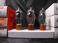 5 USED RCA 807 TUBES AND 1 USED GE 807 TUBE