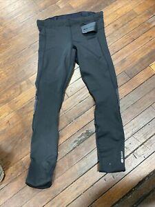 Sugoi Reflective MidZero Zap Tight Men's XL In Black