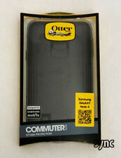 NEW OTTERBOX COMMUTER SERIES FOR SAMSUNG GALAXY NOTE 4 WITH SCREEN GUARD - BLACK