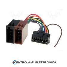 Connettore ISO Maschio - Autoradio Pioneer 16 Pin 02