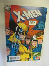 Album X-Men Numéro 3 (Contient les numéros 5 et 6) /Semic Marvel Comics