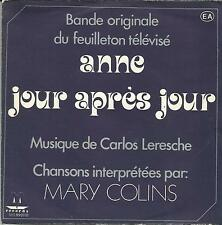BOF ANNE JOUR APRES JOUR MARY COLINS FRENCH SINGLE M RECORDS 1979