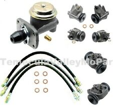 Brake Hydraulics Set for 1960-1961 MoPar C-Body & Imperial