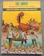 Luc Orient Hardcover Hethke Die Sporen aus dem Nichts - Neuwertig