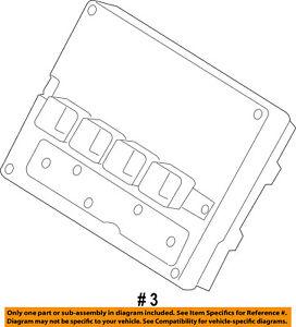 CHRYSLER OEM ICM Ignition-Control Module 5150927AB