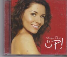 Shania Twain-Up cd album