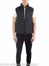 Brave soul Mens Jacket Chevron Quilted Warm Sleeveless Puffer Padded Gents Coat