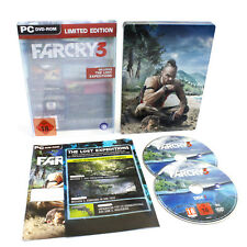 Far Cry 3 Limited Edition for PC by Ubisoft, 2012, Shooter, Action
