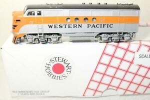 STEWART HOBBIES HO SCALE WESTERN PACIFIC FTA POWERED UNIT (5039A) DC VERSION
