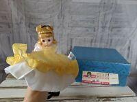 Madame Alexander Amy 411 vintage doll