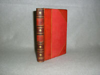 The Imitation of Christ by Kempis Red Leather Binding Medici Society Book 1930