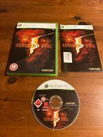 Resident Evil Microsoft Xbox 360 Game Pal