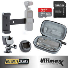 ULTIMAXX ALL YOU NEED Pro Action Accessory Kit Bundle for DJI Osmo Pocket Camera