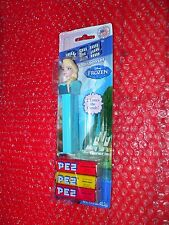 pez ELSA on Frozen card  2 Times the Candy