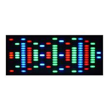 DIY Touch LED Digital Equalizer Musik Spektrum Sound Waves Kit Board 5V USB L8E2
