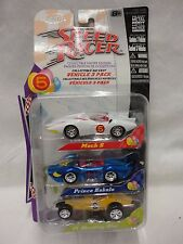 Jada Speed Racer Collectible Set 1:55 Series B NIB F5