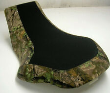 Suzuki king quad camo gripper seat cover 450 700 750